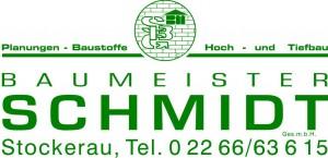 Schmidt-Bautafel 100x50