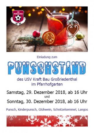 Flugblatt _A5 (Punschstand 2018)